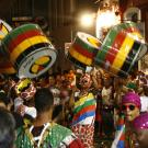 Afro Brazilian music image drummers