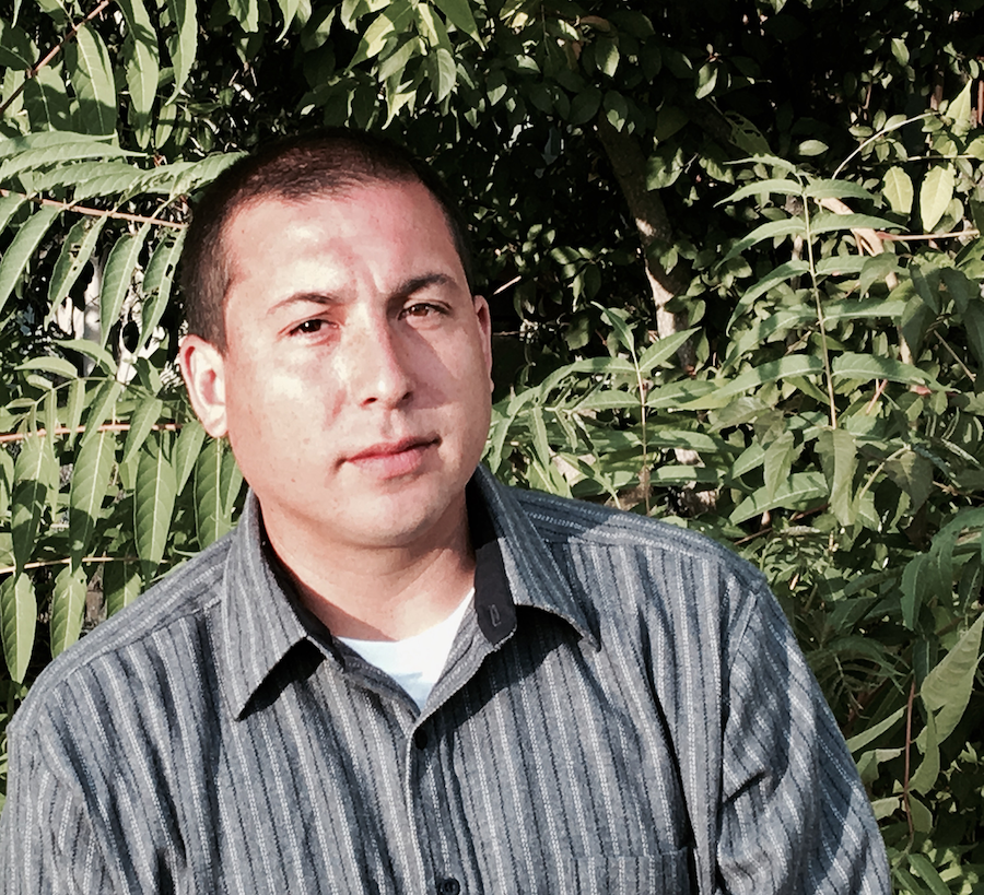 Tommy Orange, writer