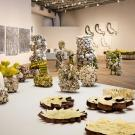 Annabeth Rosen, retrospective, art, Houston contemporary, Guggenheim