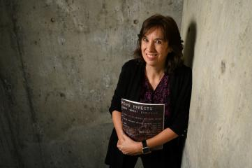 Photo: UC Davis historian Kathryn Olmsted