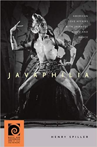 Book cover of Javaphilia by Henry Spiller, UC Davis professor