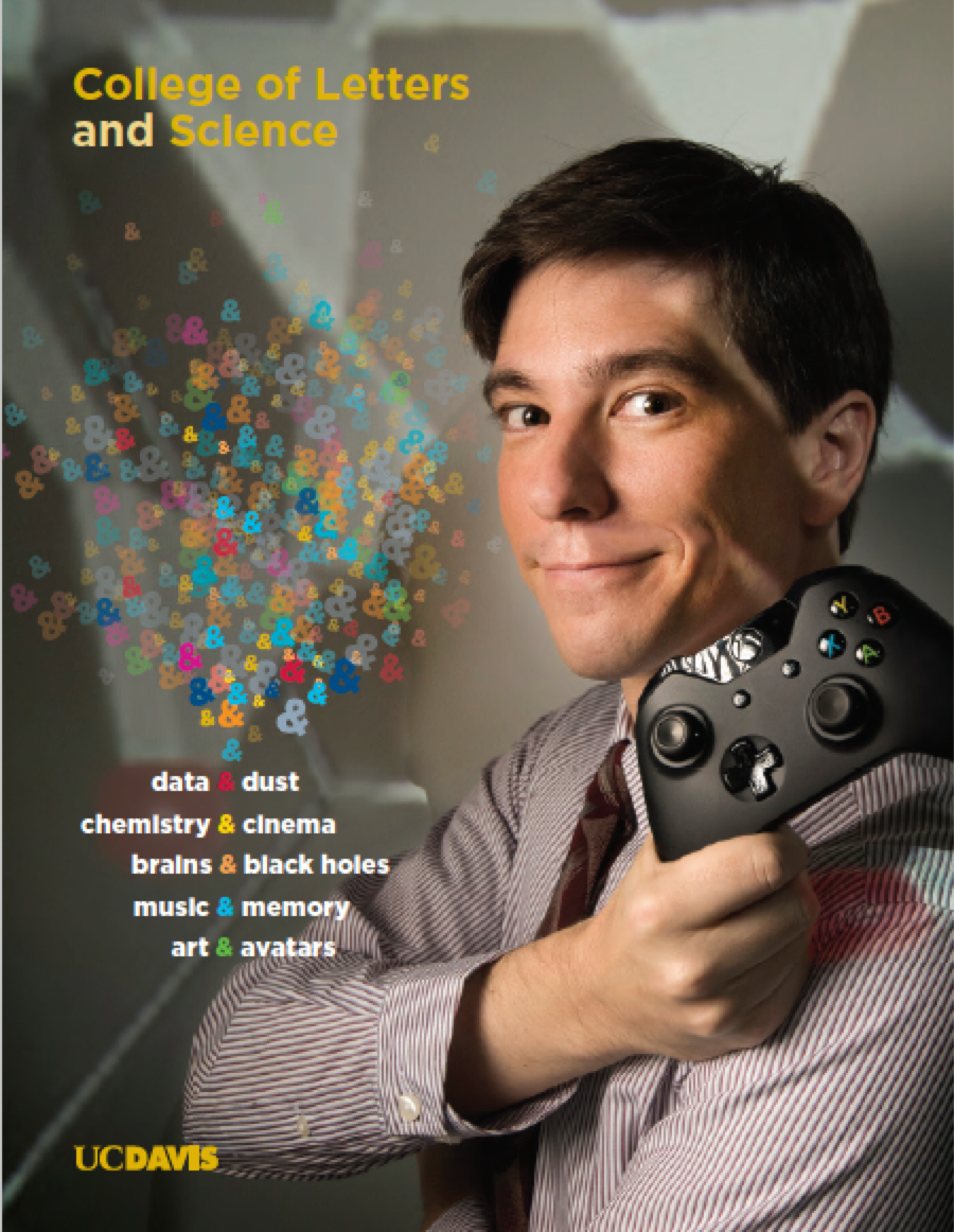 Fall 2015 College of Letters and Science Magazine