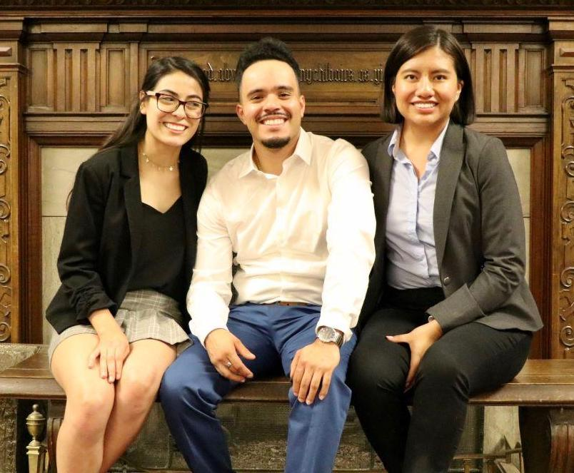 UC Davis students at the 2019 APRU Undergraduate Leaders' Program