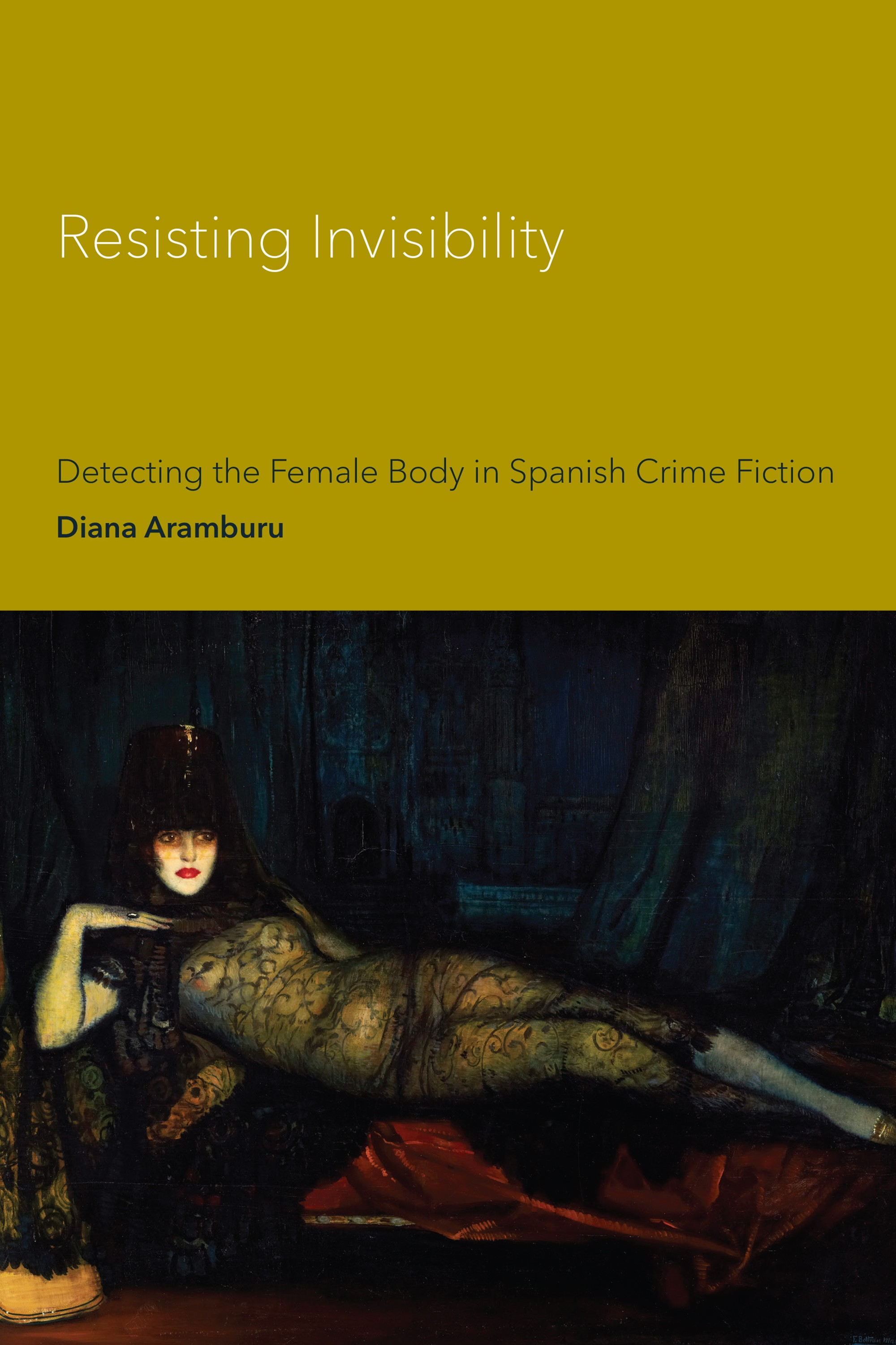 Resisting Invisibility book cover