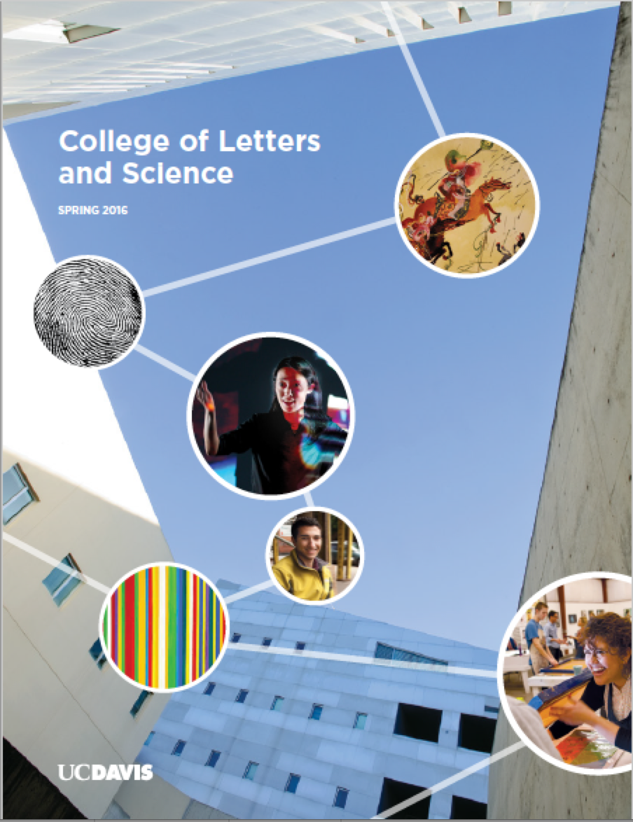 Spring 2016 College of Letters and Science Magazine