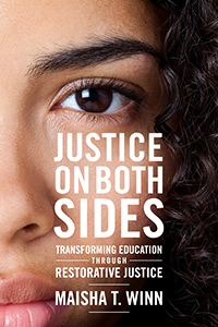 Maisha Winn book-Justice on Both Sides
