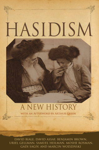 hasidism Book cover