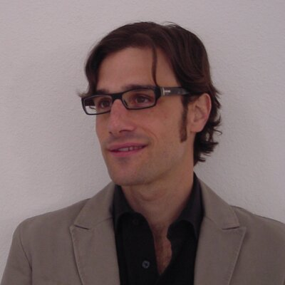 Christopher Schaberg, editor of series