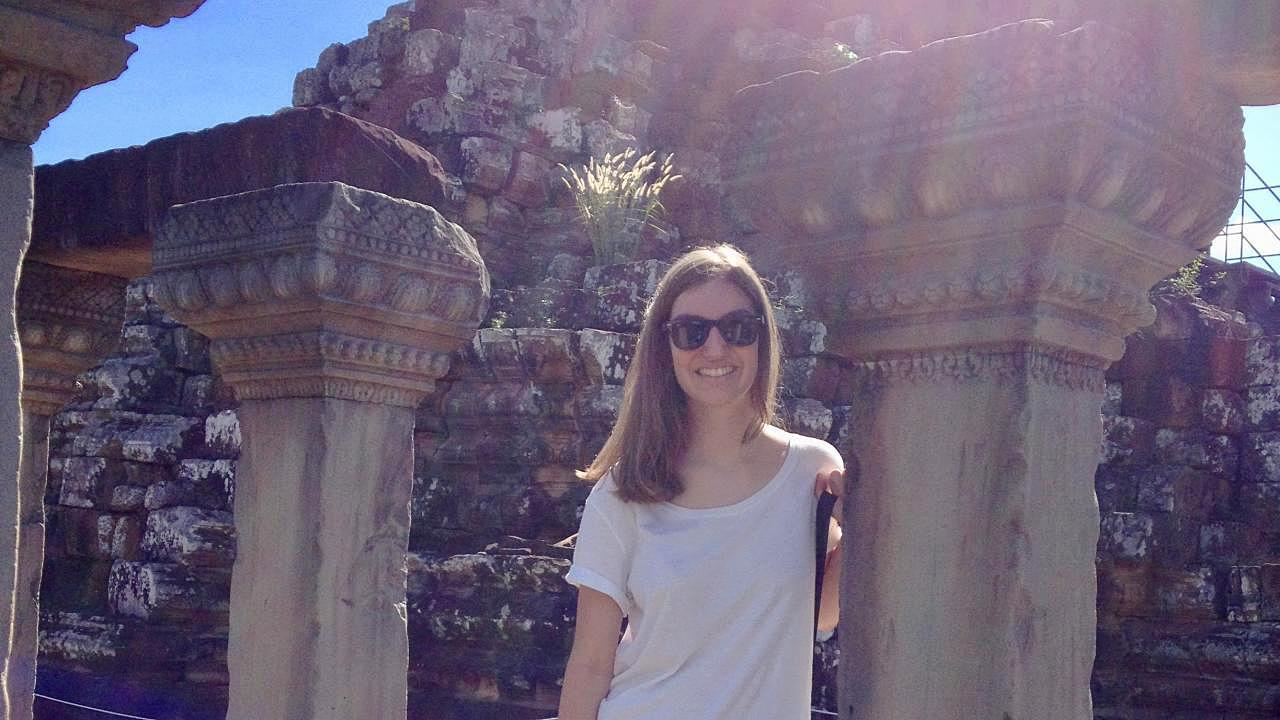 Olivia Coffman, one of 7 College of Letters and Science students get Fulbright