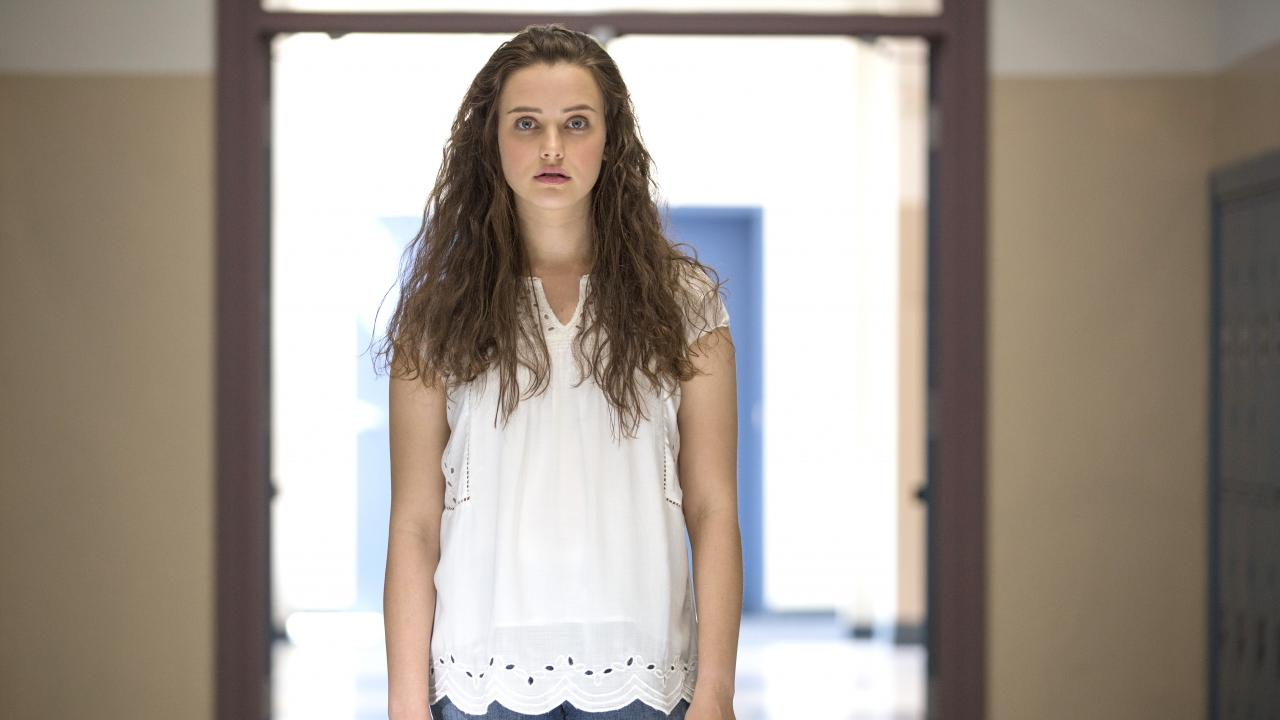 Photo of 13 Reasons Why character Hannah Baker, played by Katherine Langford.