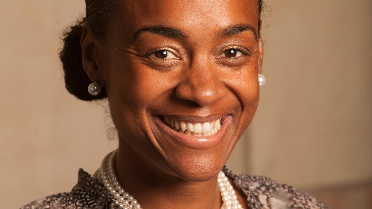 Maisha Winn, professor of education, UC Davis