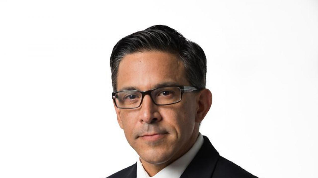 Photo of Rene Olivas, alumni '97