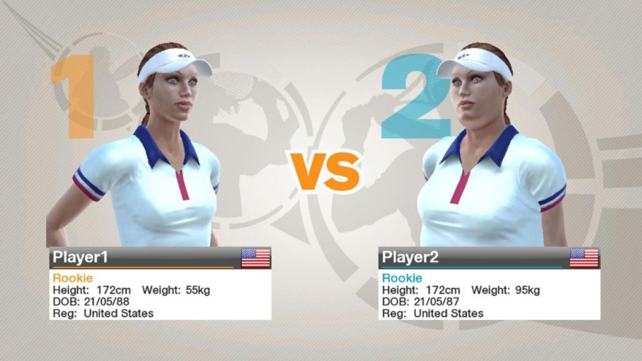 illustration of two female avatars of different body weight