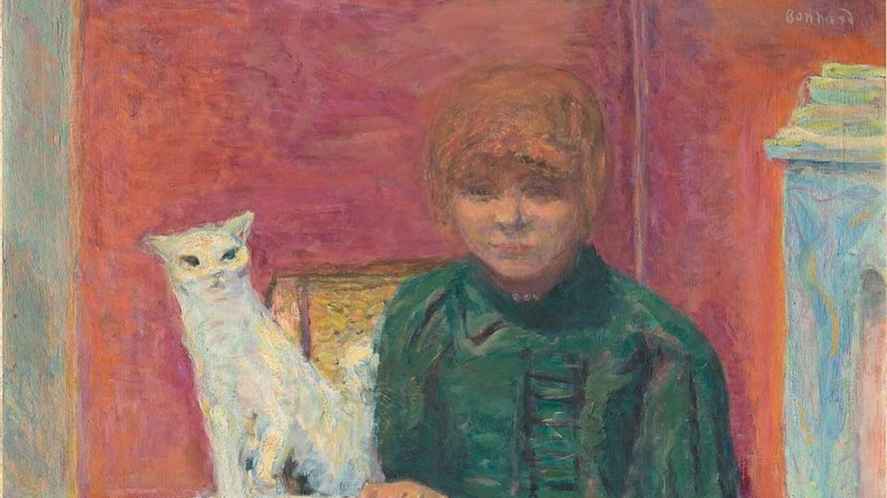 Pierre Bonnard painting on display in San Francisco subject of talk by UC Davis design professor