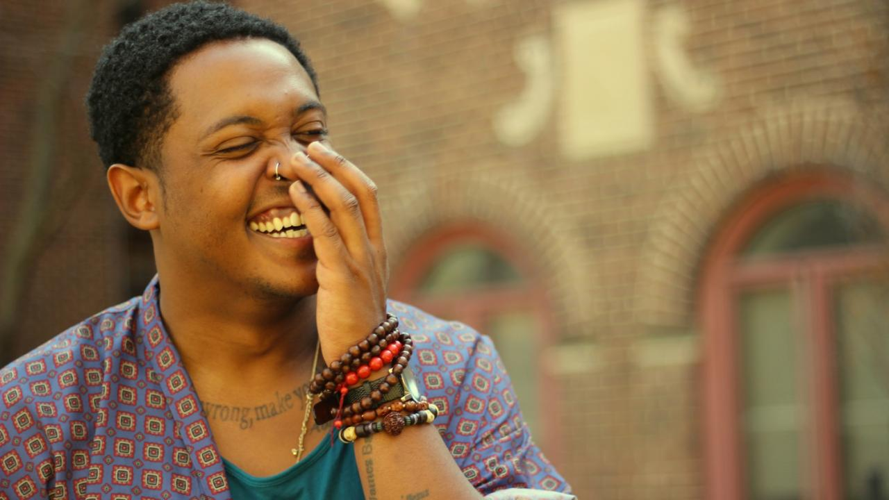 Danez Smith will launch the 2017 - 18 creative writing series