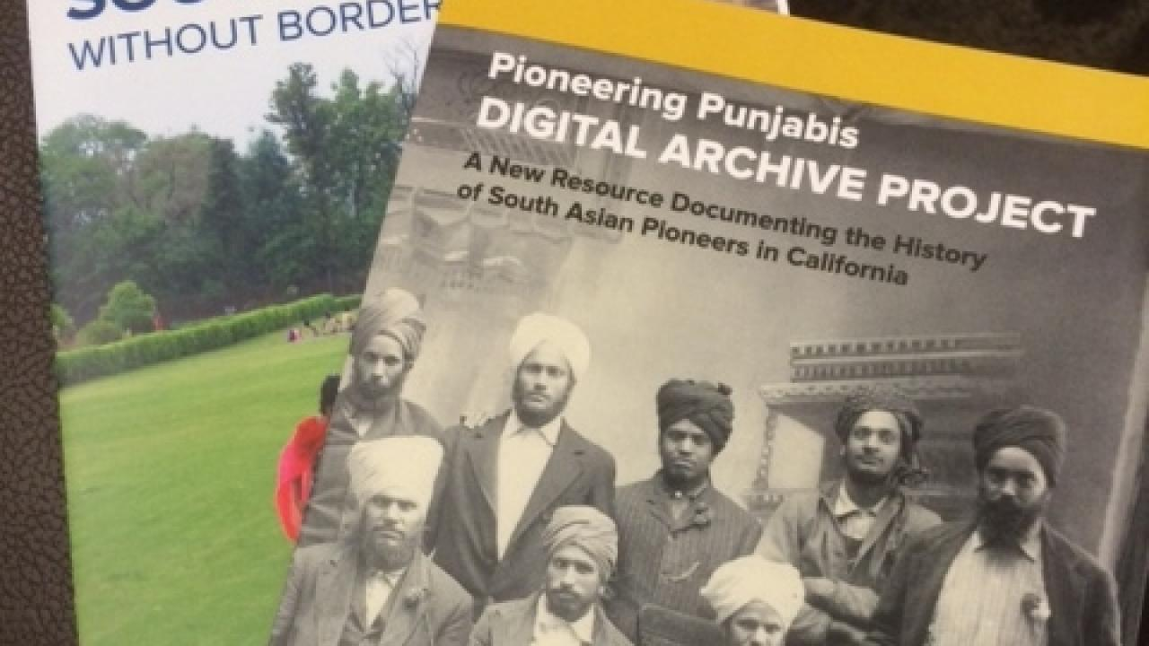 New archive tracks the rich history of Punjabis in California.