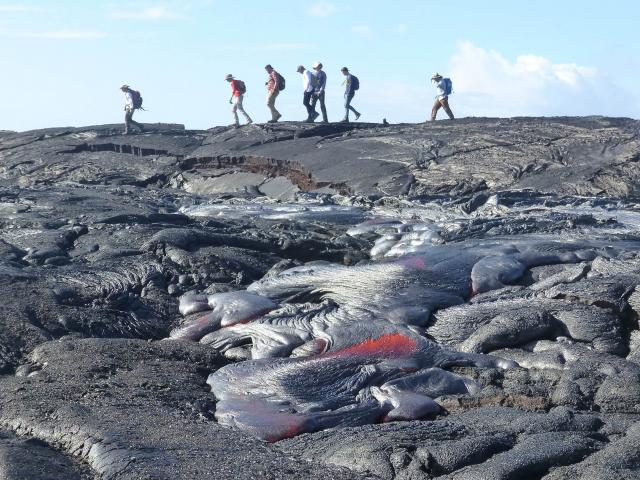 volcanos, hawaii, geology rocks