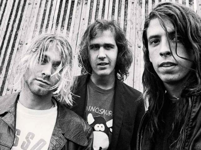 nirvana, grunge and uc davis