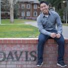 Alumnus Chinsin Sim '14, a communication major, coupled his coursework with programs at the Center for Leadership Learning and interned at Intel to get job experience. (UC Davis)