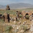 Photo of the ruin of the city of Ani