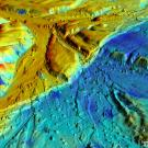 3-D LiDAR imaging of the Borrego Fault