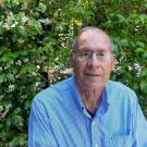 Image of retired UC Davis English professor Peter Hays