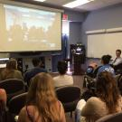 UC Davis writing class talks to students at college in Arizona