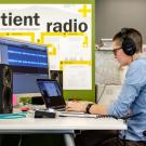 Working on Outpatient Radio at Center for Design in the Public Interest, Design Dept