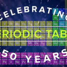 Periodic Table 150th anniversary